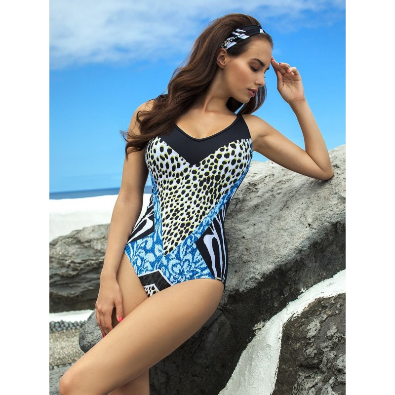 ZELLY MAILLOT 1 PIECE - MADORA
