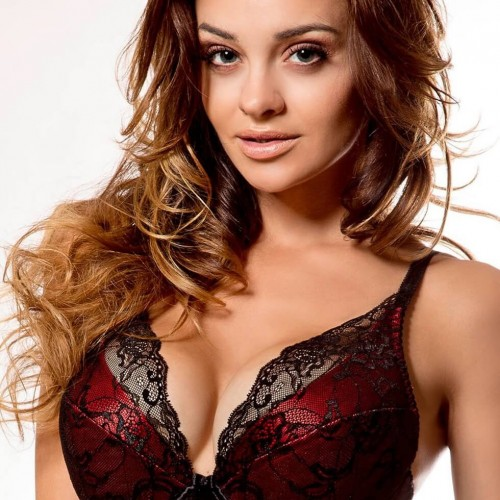 SOUTIEN-GORGE PUSH-UP CATHERINE III - PARI PARI