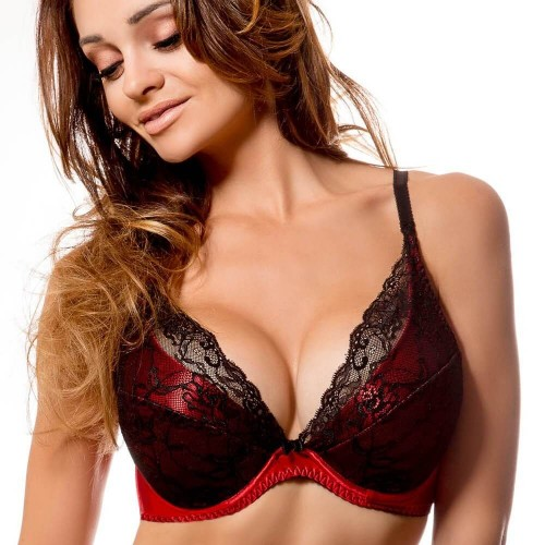 SOUTIEN-GORGE PUSH-UP CATHERINE IV - PARI PARI