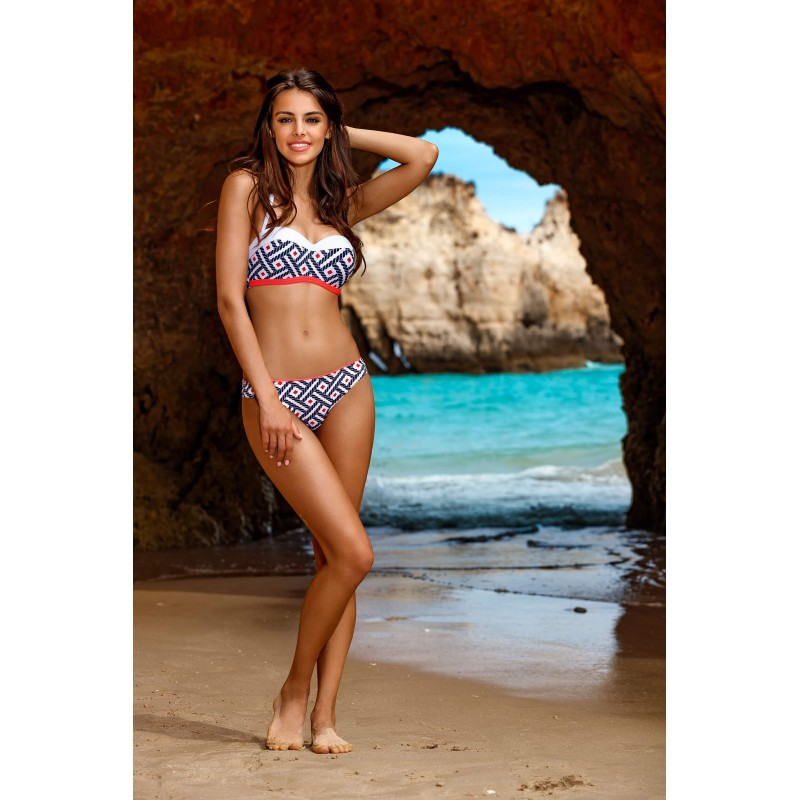 MAILLOT 2 PIECES L2163 - LORIN