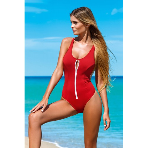MAILLOT 1 PIECE L4107 - LORIN
